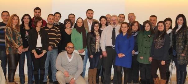 Training Group January 2014